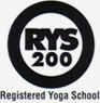RYS 200 Registered Yoga School
