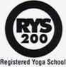 RYS 200 Registered Yoga School