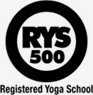 RYS 500 Registered Yoga School